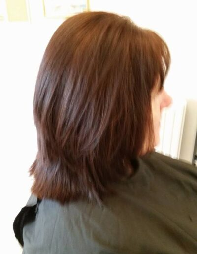 Mobile hairdresser Wimborne, Dorset