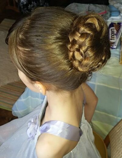 Ladies mobile hairdresser covering Dorset