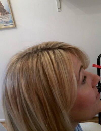 Wimborne mobile hairdresser