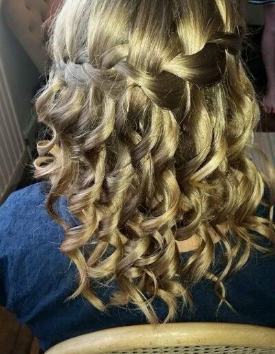 Mobile hairdressing covering Ferndown, Dorset