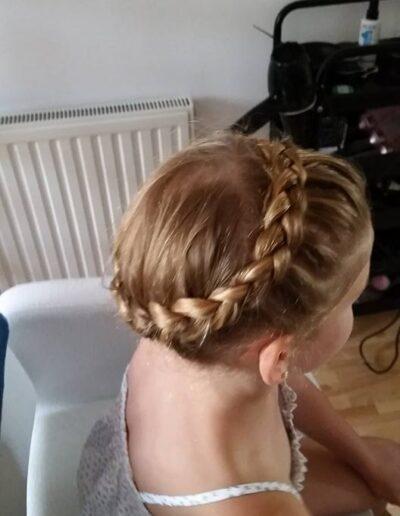 Mobile hairdresser covering Wimborne, Dorset